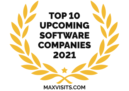 Banners for Top 10 Upcoming Software Companies 2021 The MASCC